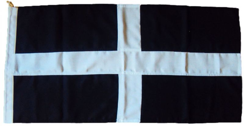 3x2ft 36x24in 91x61cm Cornish Flag