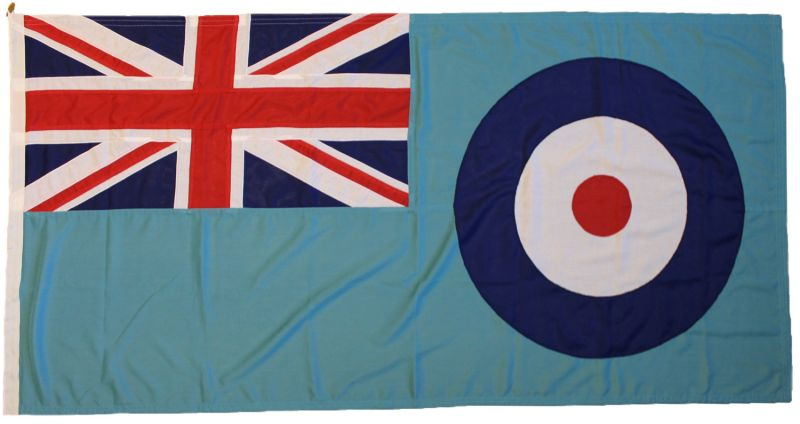 RAF ensign flag Royal Air Force british uk united kingodm sewn stitched buy mod approved defence ministry