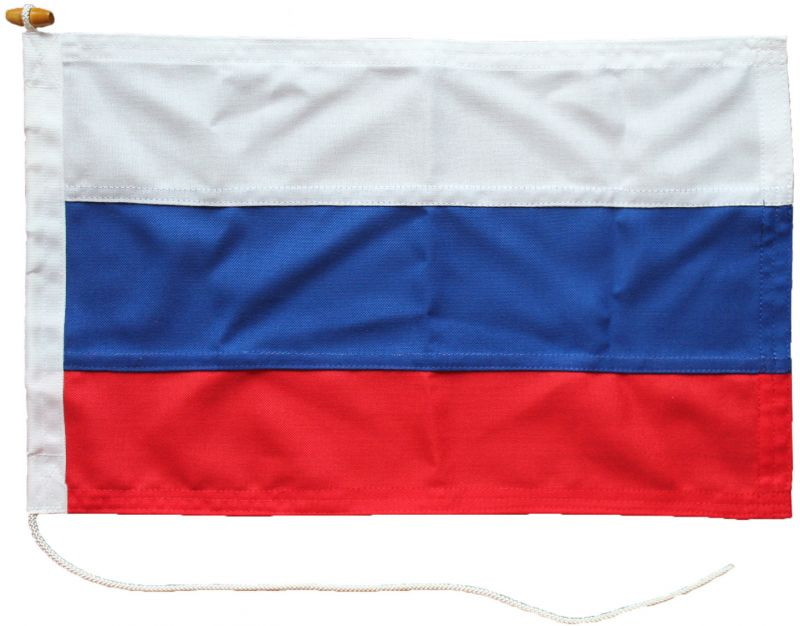 russia flag русский россия флаг russian traditioanlly sewn rus Mod approved outdoor marine grade