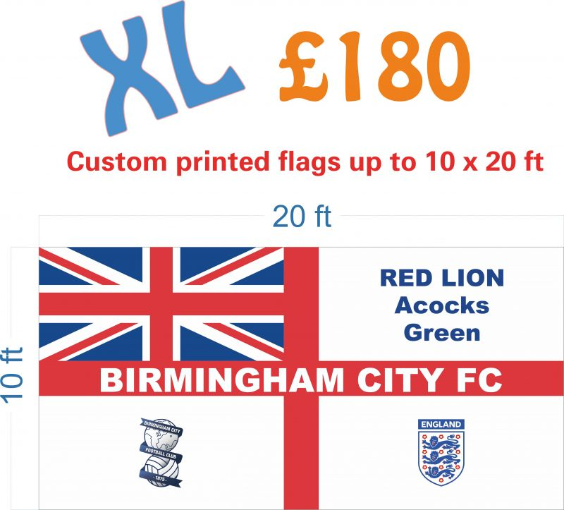 extra large football flags printed quality england united kingdom photo image 10f 5ft 8ft 4ft 9 7 stadium game white ensign st georges banner fabric polyester dye sublimated sewn stitched cheap buy online