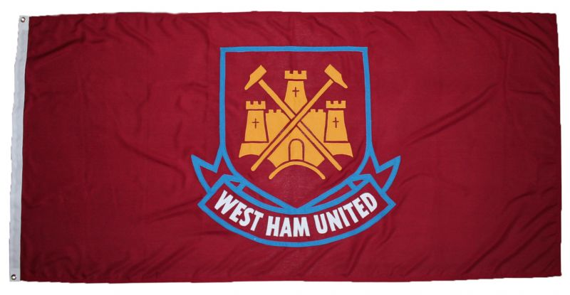 west ham ham football club flag sewn mod approved large woven polyester printed stitched buy uk british .jpg