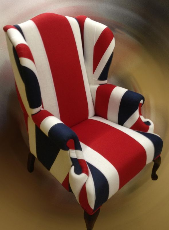 Union Jack Arm Chair Photo Gallery Union Armchair