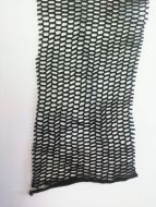 Anti Fray Netting BLACK 100mm