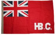 HBC Red Ensign 5x3ft MoD approved