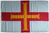 Guernsey flag (woven MoD fabric)