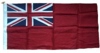 1yd 36x18in 91x45cm Red Ensign