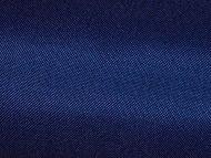 Dark blue woven polyester