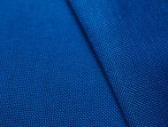 Sky Blue woven polyester