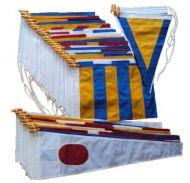 21x18in 53x46cm ICOS flag set